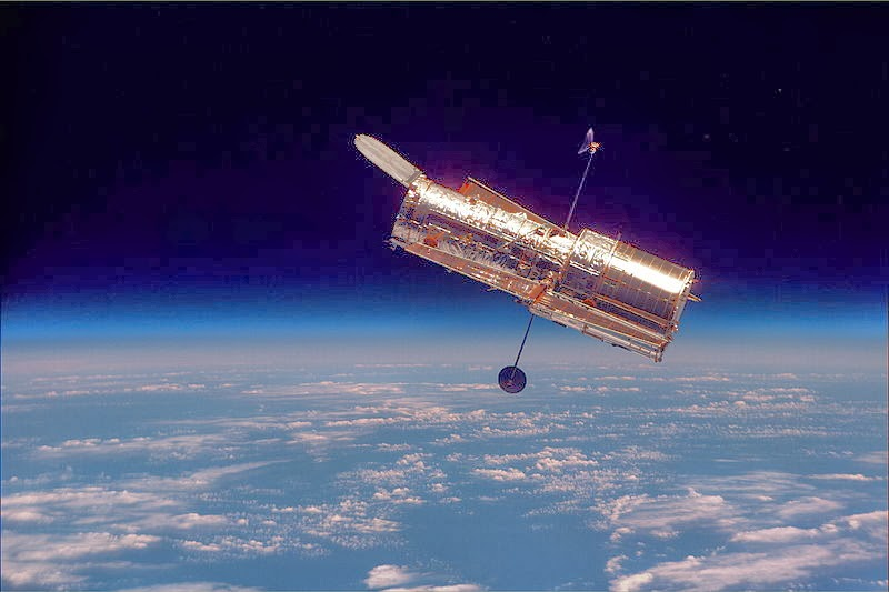 Hubble Space Telescope Image by NASA