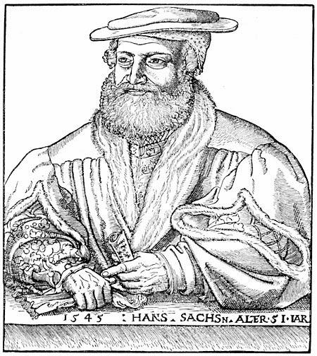 Hans Sachs (1494-1576)