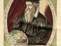 Gerardus Mercator – The Man who Mapped the Planet