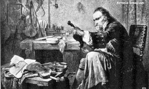 Antonio Stradivari and his famous Strings