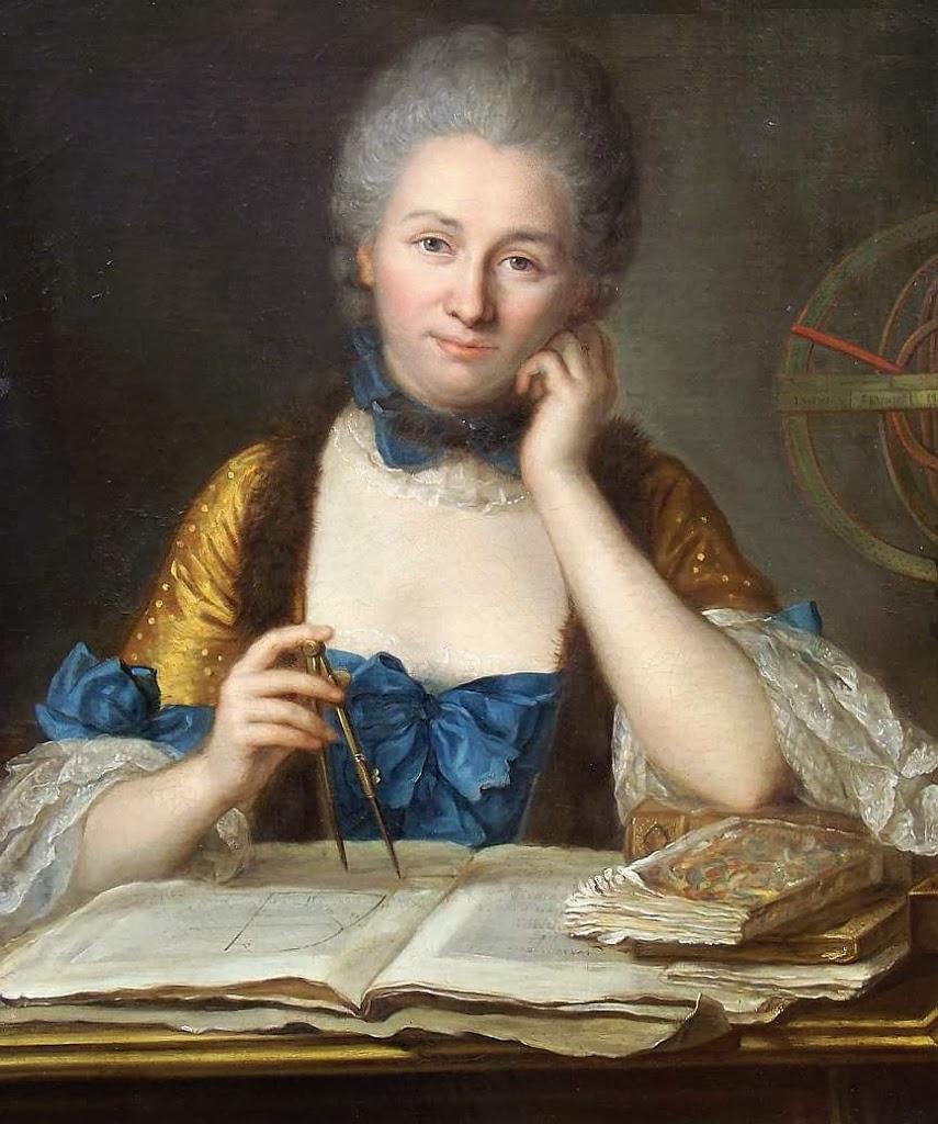 Émilie du Châtelet (1706-1749)