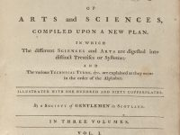 The Encyclopædia Britannica and the Spirit of Enlightenment