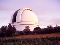 The Hale Telescope at Palomar Observatory
