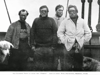 Ernest Shackleton's South Pole Expeditions