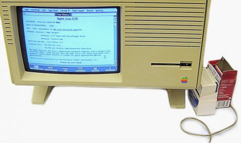 Who remembers Apple's Lisa?