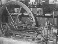 Ètienne Lenoir and the Internal Combustion Engine