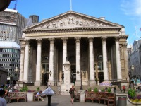 Thomas Gresham and the London Royal Exchange