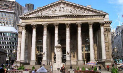 Thomas Gresham and the London Royal Exchange