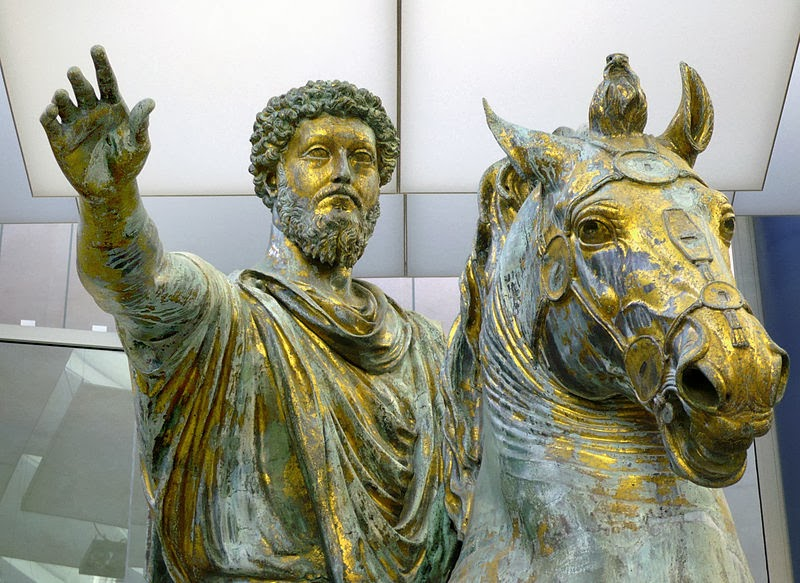 Marcus Aurelius – the Philosopher on the Emperor's Throne