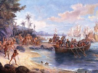 Pedro Álvares Cabral and the Discovery of Brazil