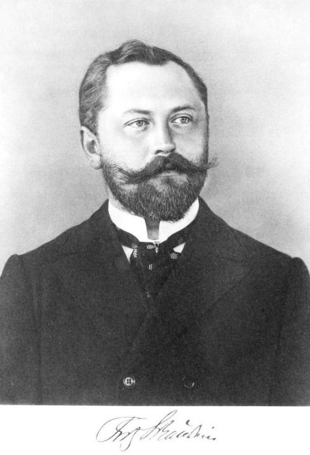 Fritz Schaudinn (19 September 1871 – 22 June 1906) was a German zoologist with Lithuanian roots