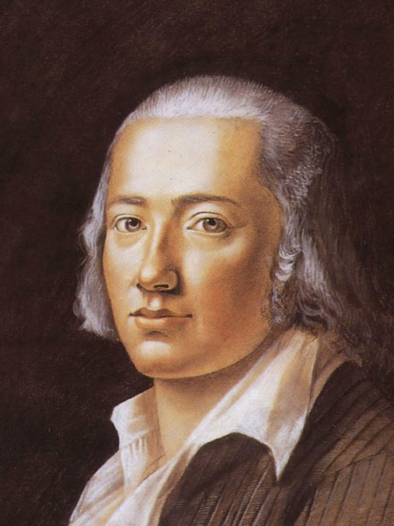 Friedrich Hölderlin (1770-1843)