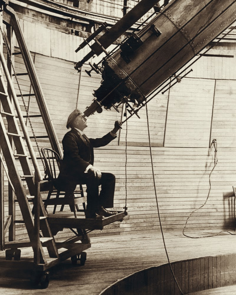 Sir Percival Lowell (1855-1916)