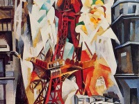 Robert Delaunay and Orphism Art Movement