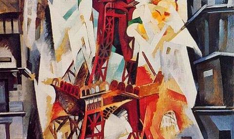 Robert Delaunay and Orphism Art Movement