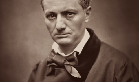 Charles Baudelaire and the Flowers of Evil