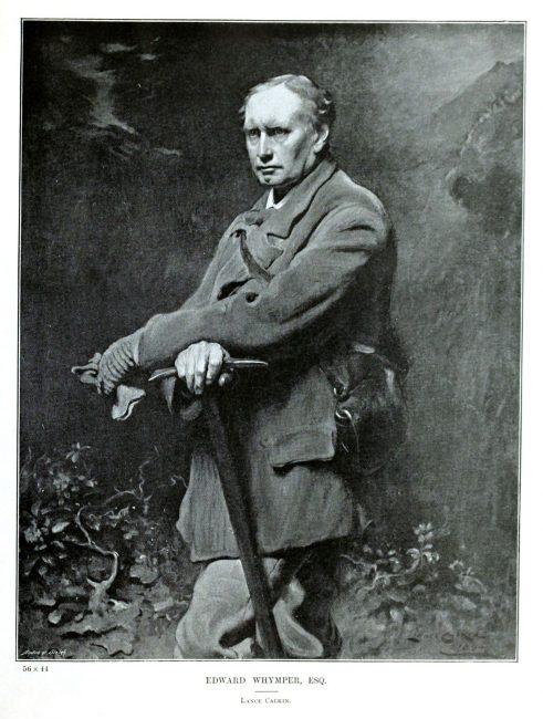 Edward Whymper (1840-1911)