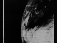 TIROS-1 and the First TV pictures of the Earth from Space