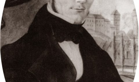 William Wilson and the First German Railway
