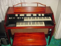 Laurens Hammond and the Hammond Organ