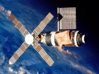 The First US Space Station Skylab