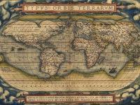 Abraham Ortelius and the Theatrum Orbis Terrarum