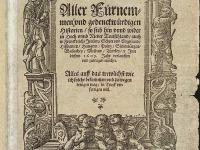 Johann Carolus and the First Newspaper