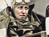 Aviatrix Amy Johnson and the Flight to Australia