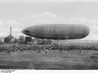 August von Parseval`s Airships
