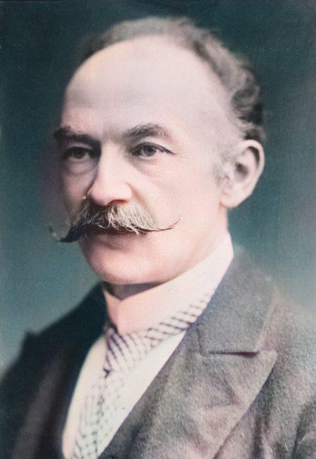 Thomas Hardy (1840-1928)
