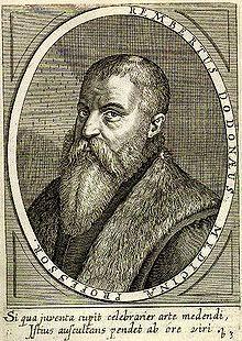 Rembert Dodoens (1516-1585)