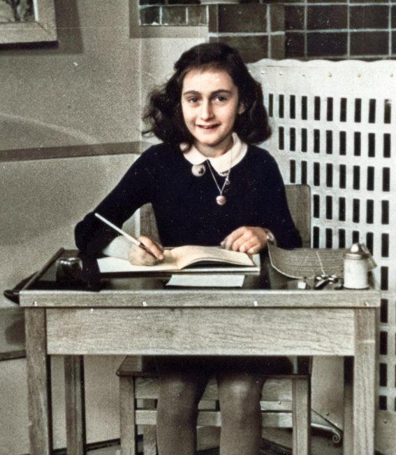 Anne Frank (1929-1941)