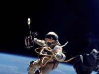 The First American to walk in Space – Edward White