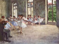The Dancers of Edgar Degas