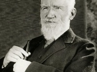 George Bernard Shaw – Playwright, Critic, Polemicist and Political Activist.