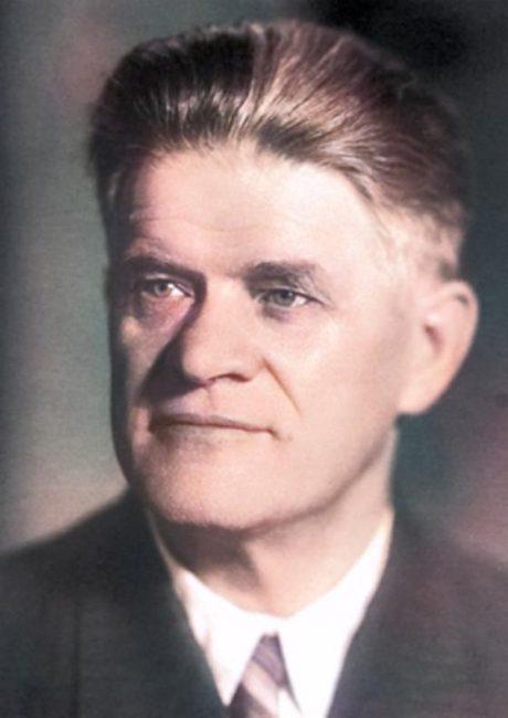 Pavel Cherenkov (1904 - 1990)