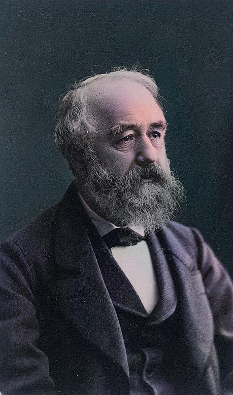 Rudolf Wolf (1816 - 1893)