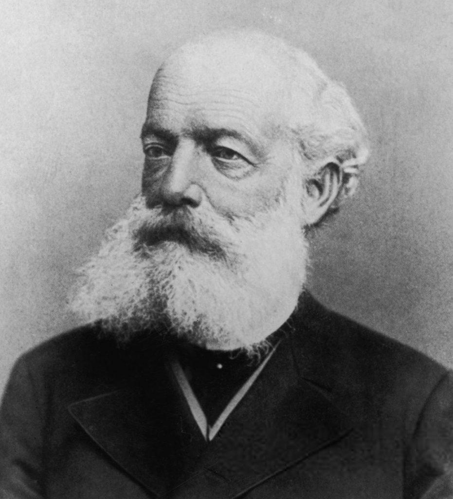 August Kekulé (1829 – 1896)
