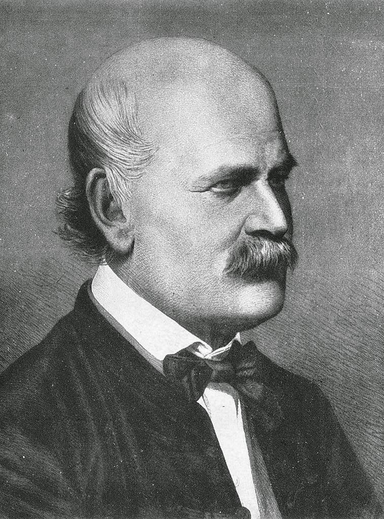 Ignaz Semmelweis (1818 – 1865)