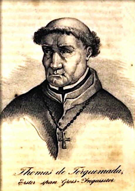 Tomas de Torquemada (1420-1498)