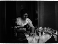 Isaac Singer and the Sewing Machine