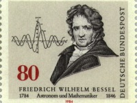 Friedrich Bessel and the Distances of Stars