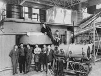 Ernest Lawrence and the Invention of the Cyclotron