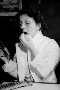 Hazel Gladys Bishop (August 17, 1906 – December 5, 1998),