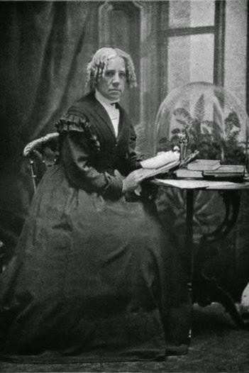 Maria Mitchell (1814-1889)