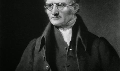 John Dalton and the Origins of the Atomic Theory