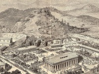Ernst Curtius and the Excavation of Olympia