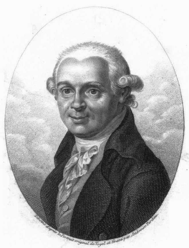 Abraham Gottlob Werner (1749-1817)
