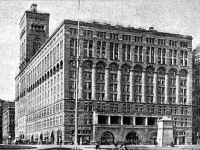 Louis Henry Sullivan – the 'Father' of the Skyscaper