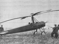 Juan de la Cierva and the Autogiro